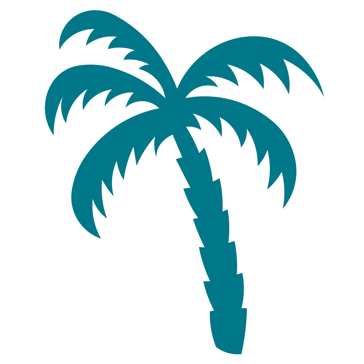 palm card template word - palm tree crafts art and quotes quotesgram