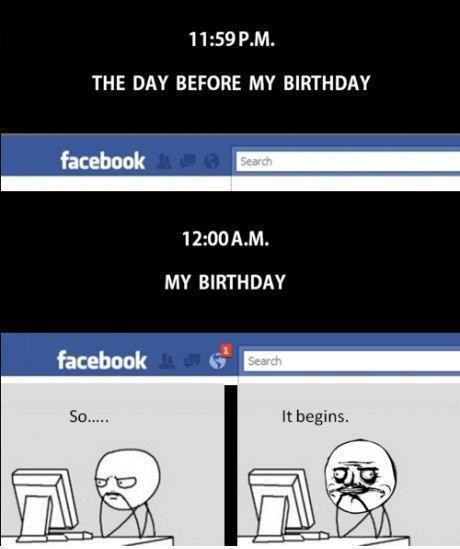 Birthday Quotes For Facebook Status. QuotesGram