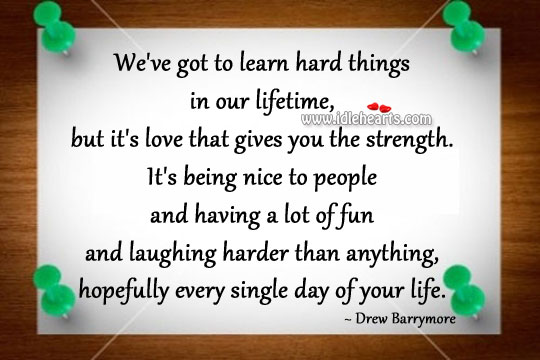 Quotes About Being Nice To People. QuotesGram