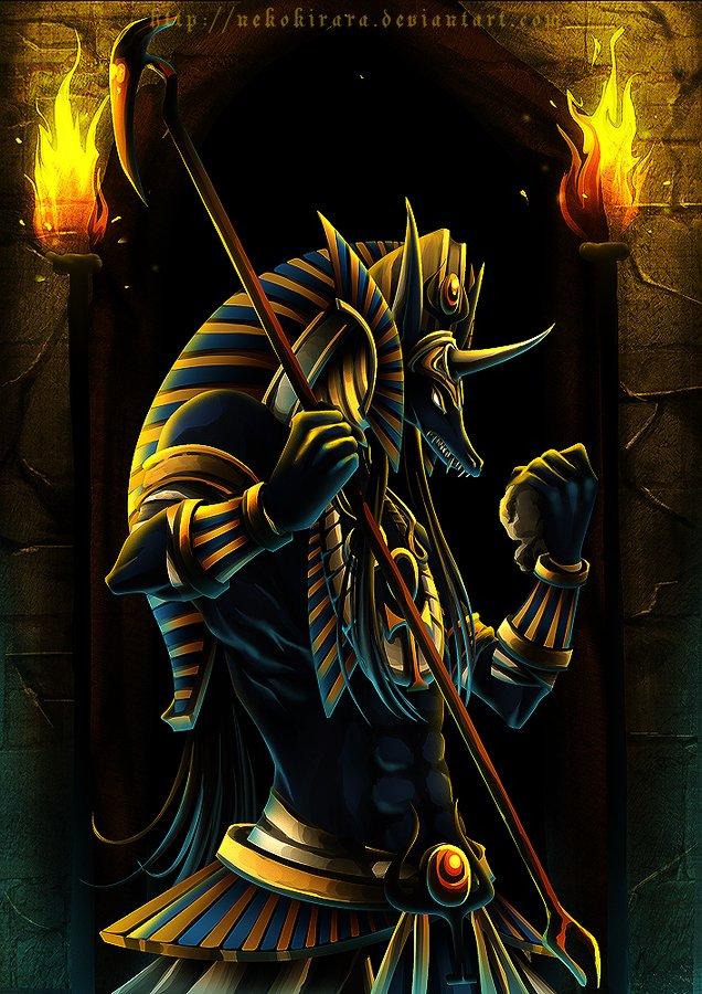 Quotes About The God Anubis. QuotesGram