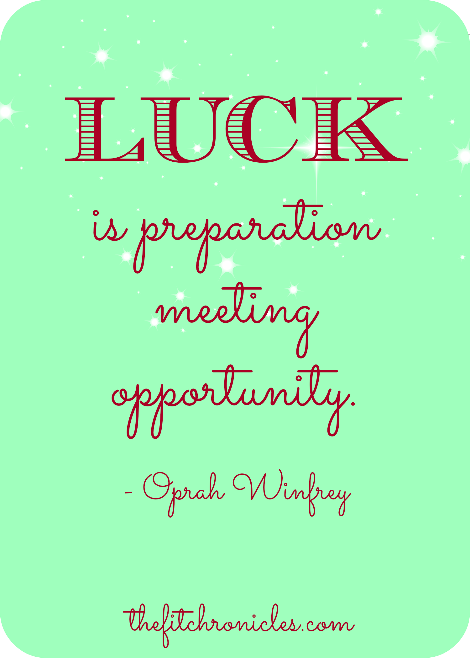 good luck quotes for life