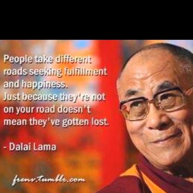 Inspirational Quotes About Cultural Diversity: Tolerance Dalai Lama Quotes. QuotesGram