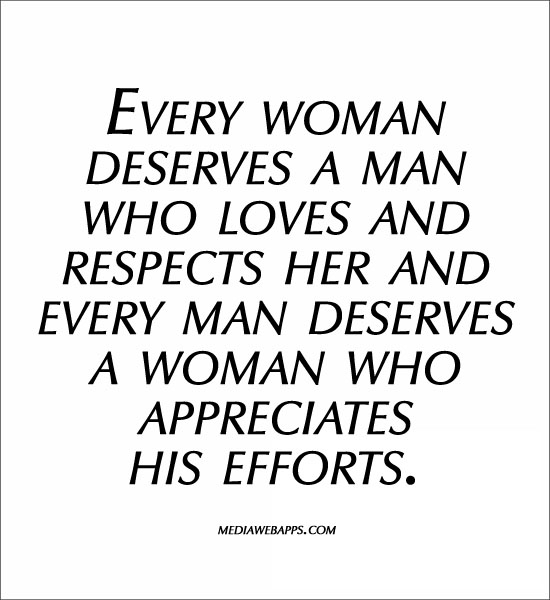Good Men Quotes And Sayings: A Good Man Deserves Quotes. QuotesGram