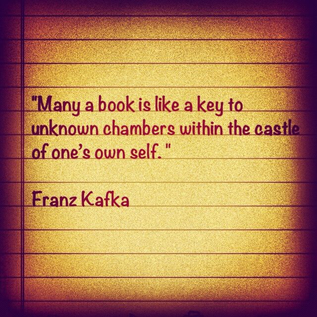 Kafka Quote Meaning Of Life: Kafka Book Quotes. QuotesGram