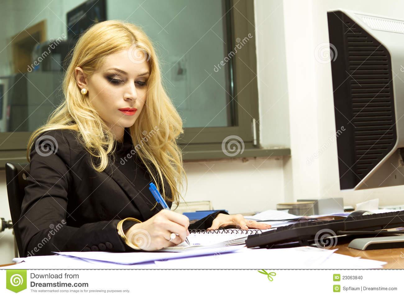 Sexy Office Secretary Quotes. QuotesGram