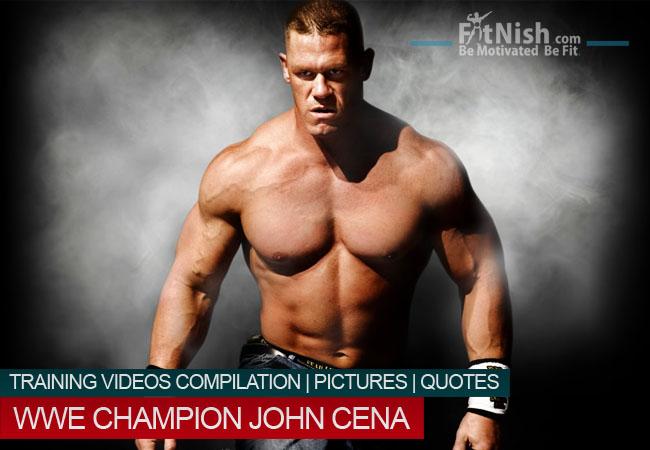 Inspirational Quotes John Cena Quotesgram