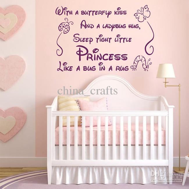 Quote For Newborn Baby Girl: Baby Wall Quotes. QuotesGram