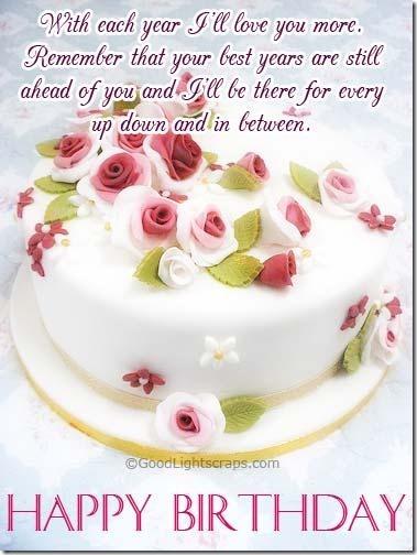 Best Birthday Quotes Cake Quotesgram