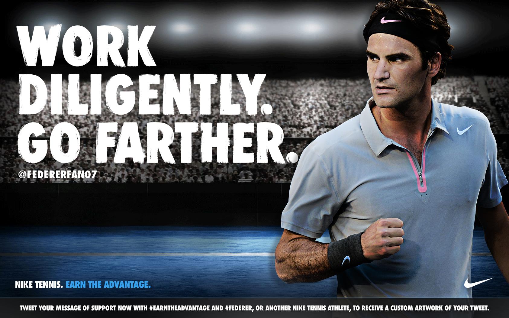 tennis nike quotes wallpaper quotesgram