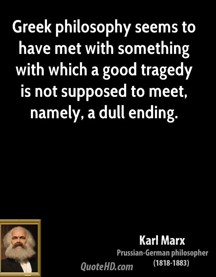 karl marx a great thinker and philosopher Was karl marx great update  and when it comes to his real work as philosopher and thinker also many people keep focusing and digressing about those aspects of his .