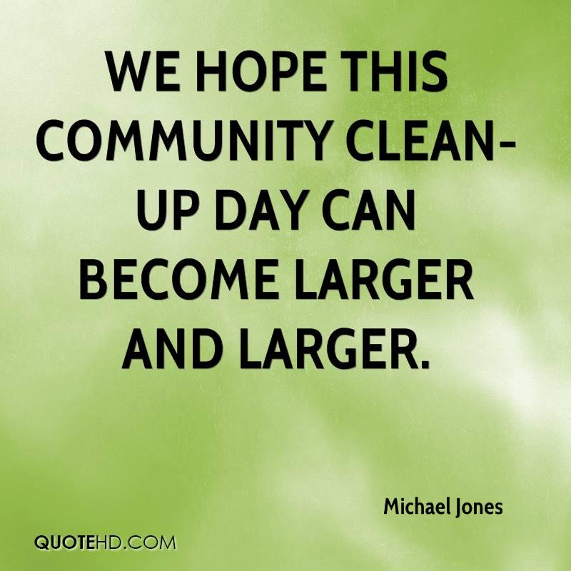 Clean Up Quotes Quotesgram