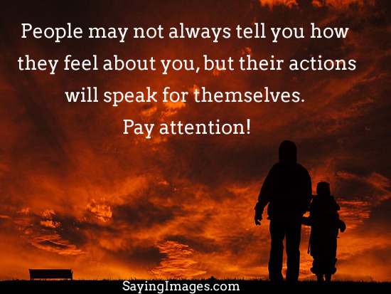 Quotes About Words And Actions. QuotesGram