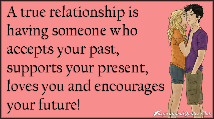 past present and future quotes relationship