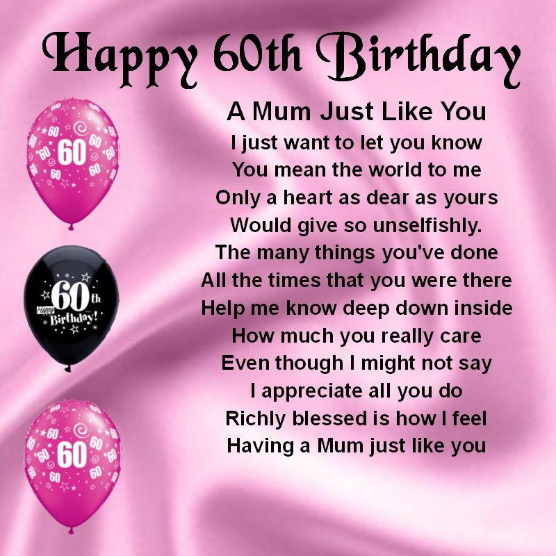 60th birthday speech