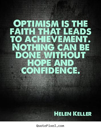 optimism quote with - photo #31