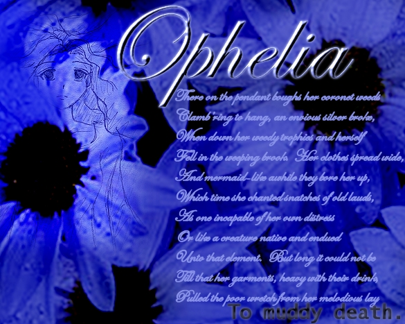 the relationship of hamlet and ophelia Prince hamlet's relationships with gertrude and ophelia introduction hamlet is a  tragedy written by well-known william shakespeare it revolved around the.