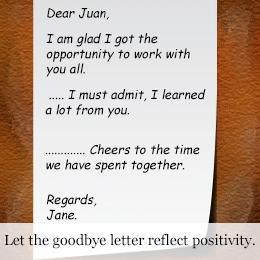 Resignation Farewell Quotes Quotesgram