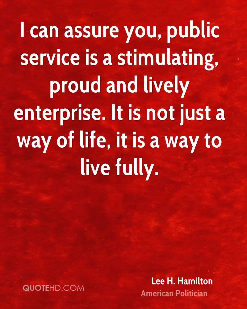 Public Service Inspirational Quotes. QuotesGram