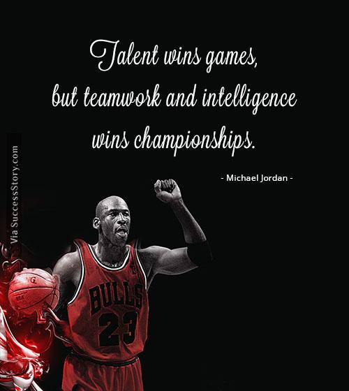 Basketball Championship Quotes: Top 10 Michael Jordan Quotes. QuotesGram