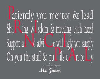 Inspirational Quotes School Principals. QuotesGram
