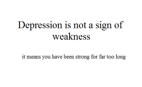 Overcoming Depression Quotes. QuotesGram