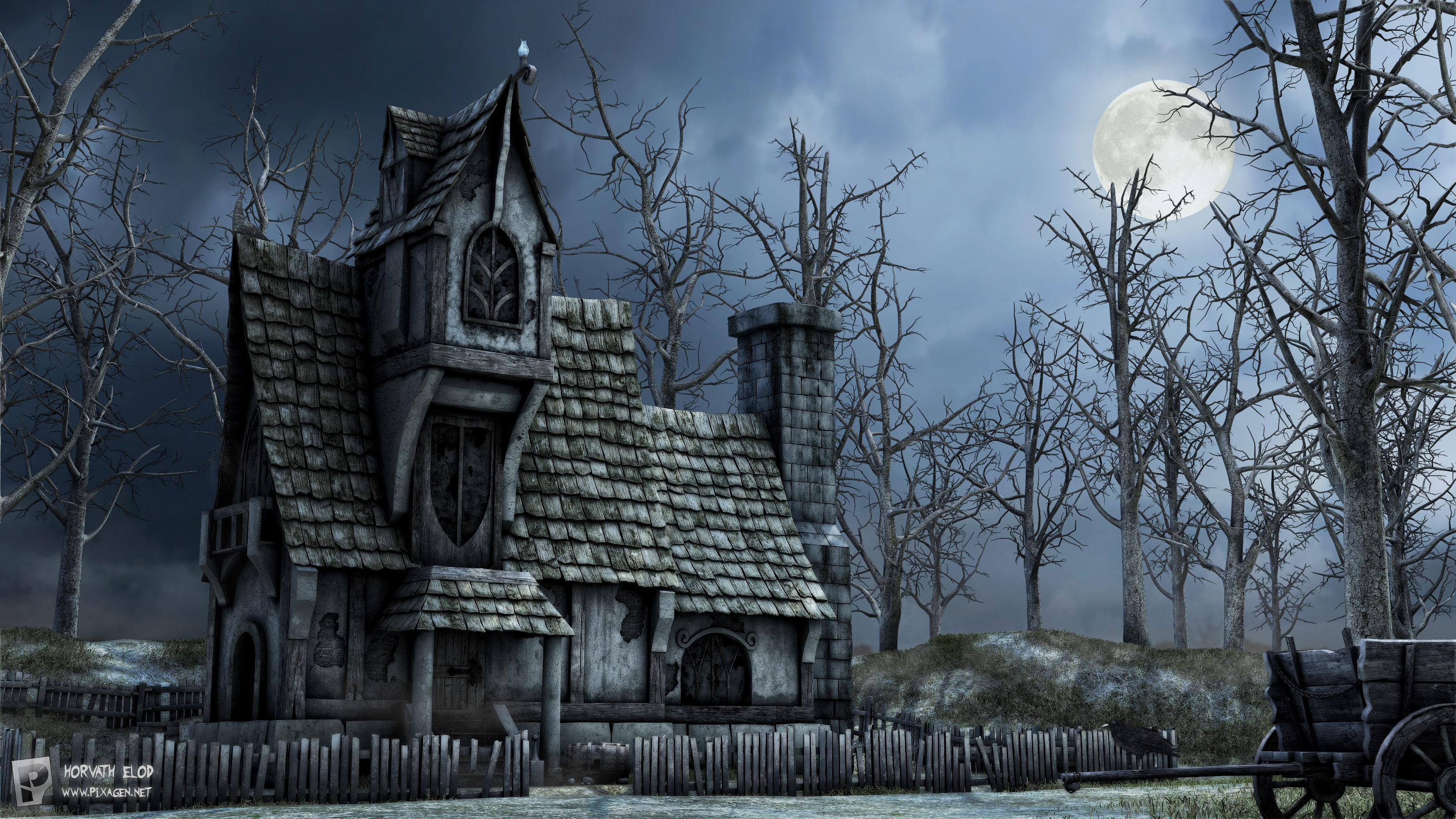 Quotes About Haunted Houses: Halloween Haunted House Quotes. QuotesGram