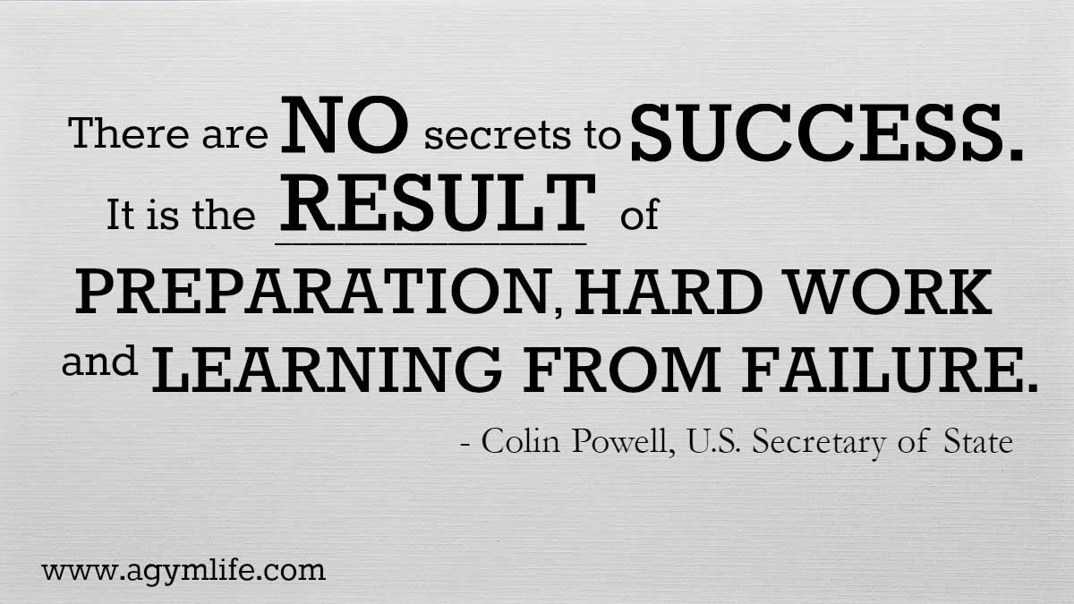 Secrets To Success Quotes Quotesgram