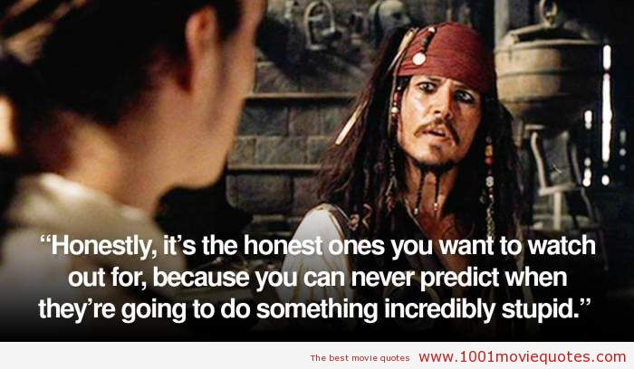Quotes From Pirates Of The Caribbean. QuotesGram