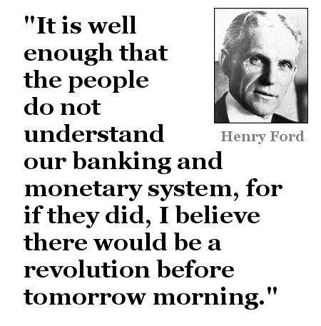 Bob Thomas Ford >> Henry Ford Quotes On Money. QuotesGram