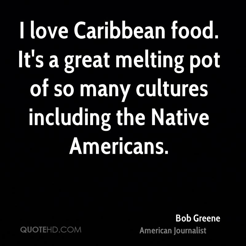 Love For Food Quotes: Caribbean Quotes And Sayings. QuotesGram