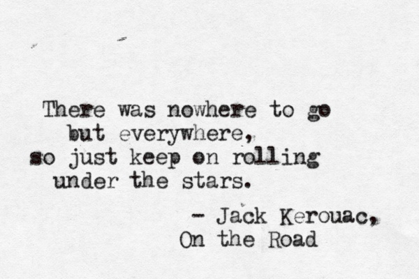 kerouac ginsberg relationship quotes
