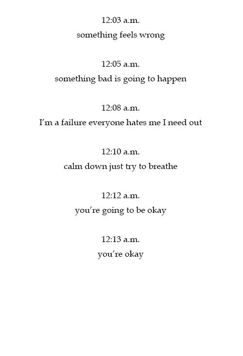 panic attack quotes tumblr - photo #2