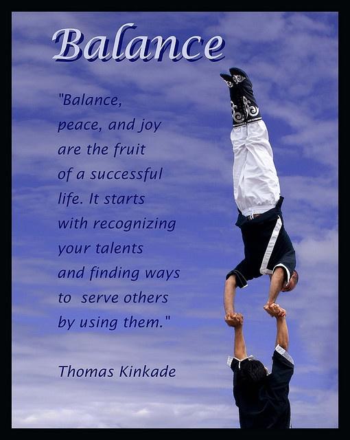 zen quotes on balance - photo #31