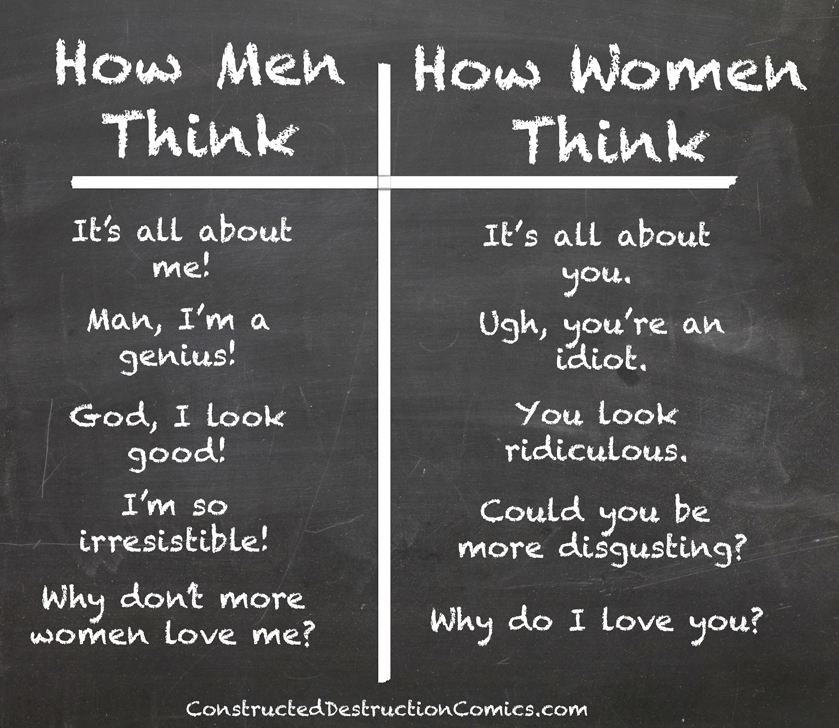 self centered woman relationship