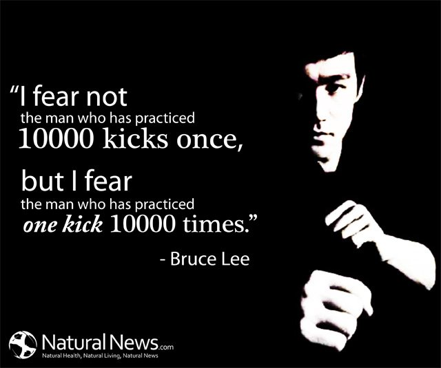 Bruce Lee Quotes On Fear. QuotesGram