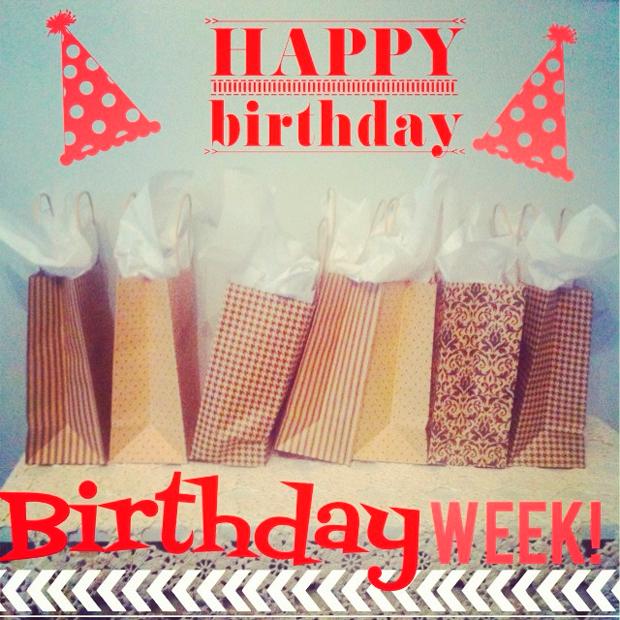 Happy Birthday Weirdo Quotes: Happy Birthday Week Quotes. QuotesGram