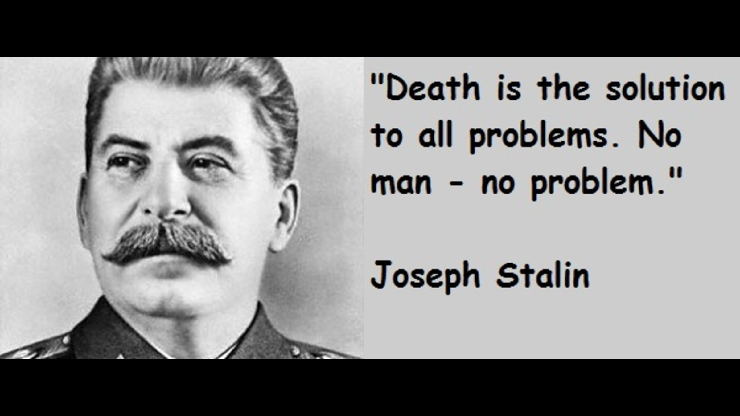 Joseph Stalin: National hero or cold-blooded murderer?