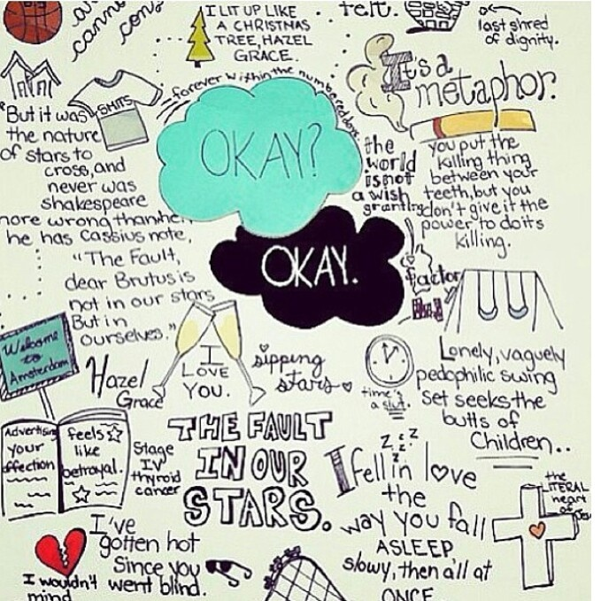 Quotes From The Fault In Our Stars: Tfios Wallpaper Quotes Metaphor Cigarettes. QuotesGram