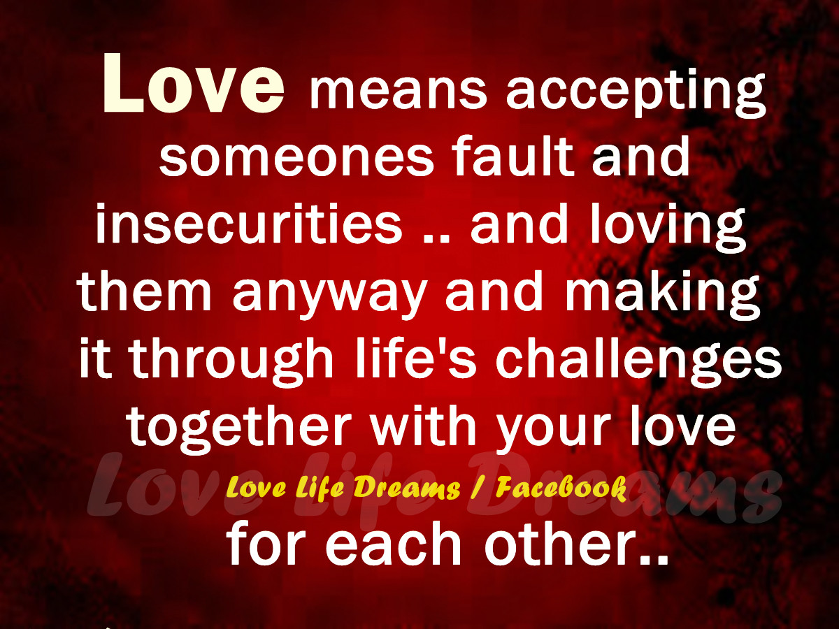 Quotes About Accepting People. QuotesGram