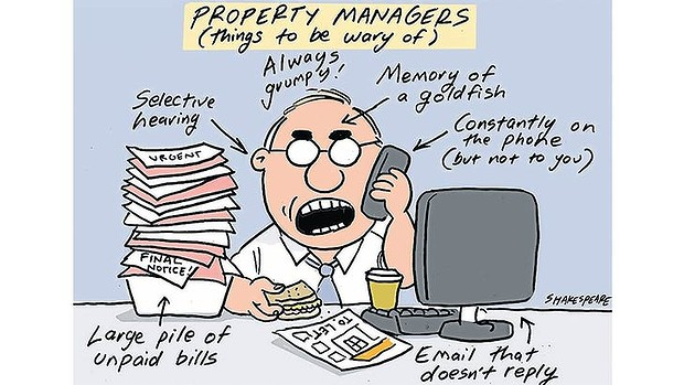 Property Management Funny Quotes