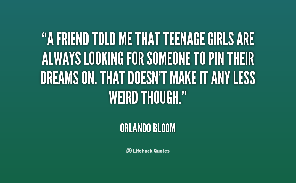 short inspirational quotes for teenage girls