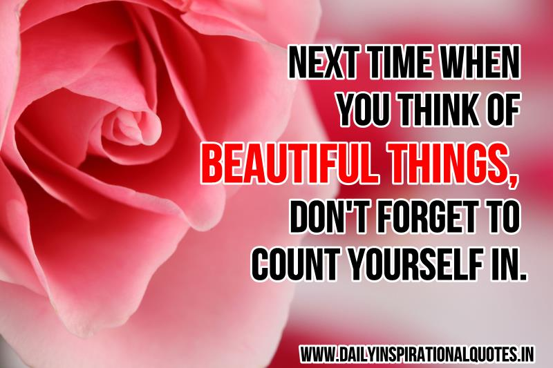Thinking Of You Inspirational Quotes. QuotesGram