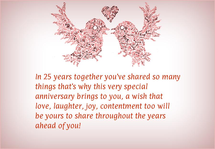 What Gift Do You Give For 25th Wedding Anniversary: 25th Anniversary Quotes Funny. QuotesGram