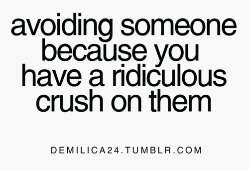 Quotes About Having A Crush. QuotesGram