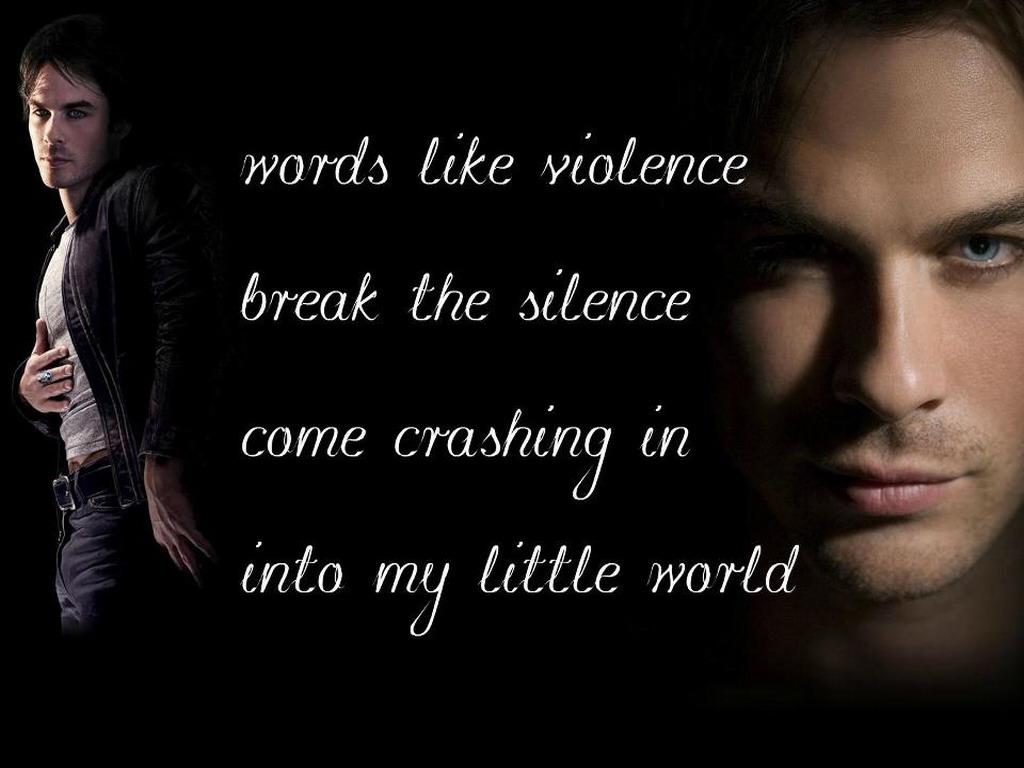 Quotes Vampire Diaries Wallpaper Quotesgram