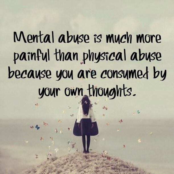 Quotes About Mental Abuse. QuotesGram