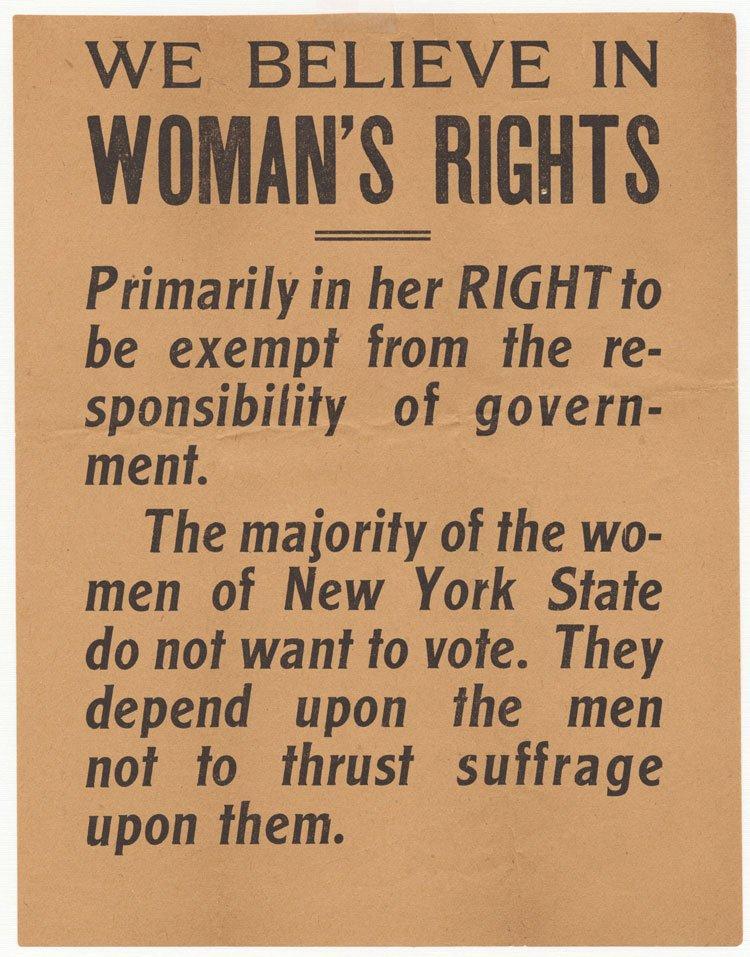 Suffrage Quotes: Anti Suffragist Quotes. QuotesGram