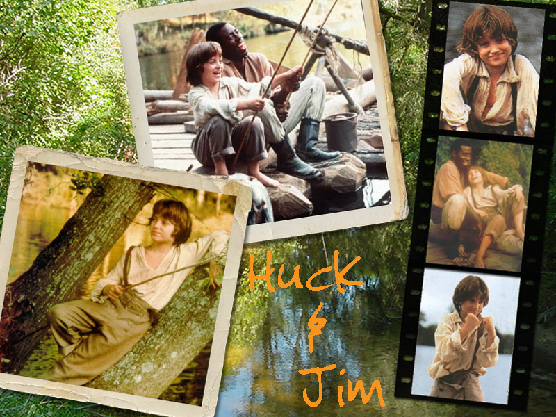 huck finn is a romantic hero Twain continues to satirize toms false romantic notions huck is practical and from huck_finn_study course hero is not sponsored or endorsed by any.