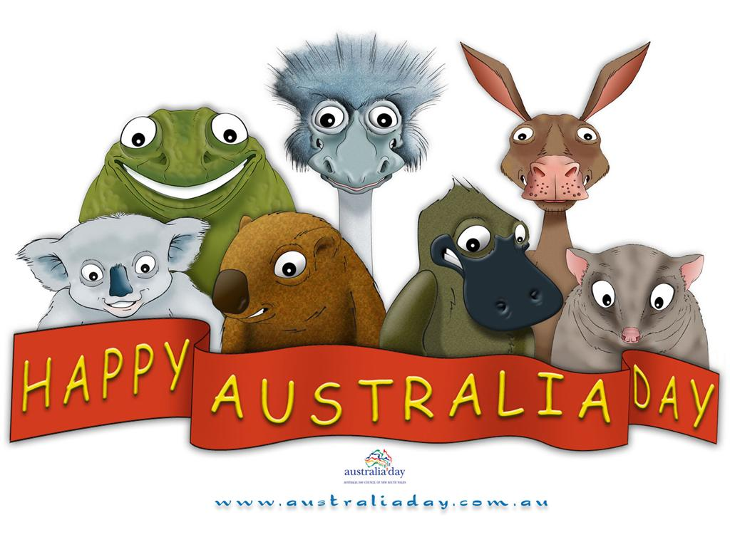 20+ Australia Day 2015 Clipart