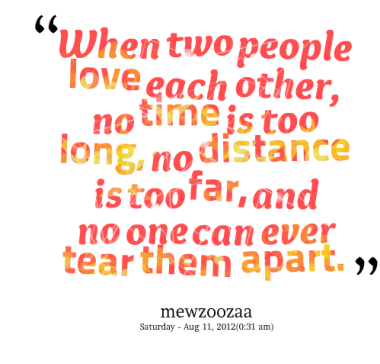 Quotes About Love Each Other : Love Each Other Quotes. QuotesGram